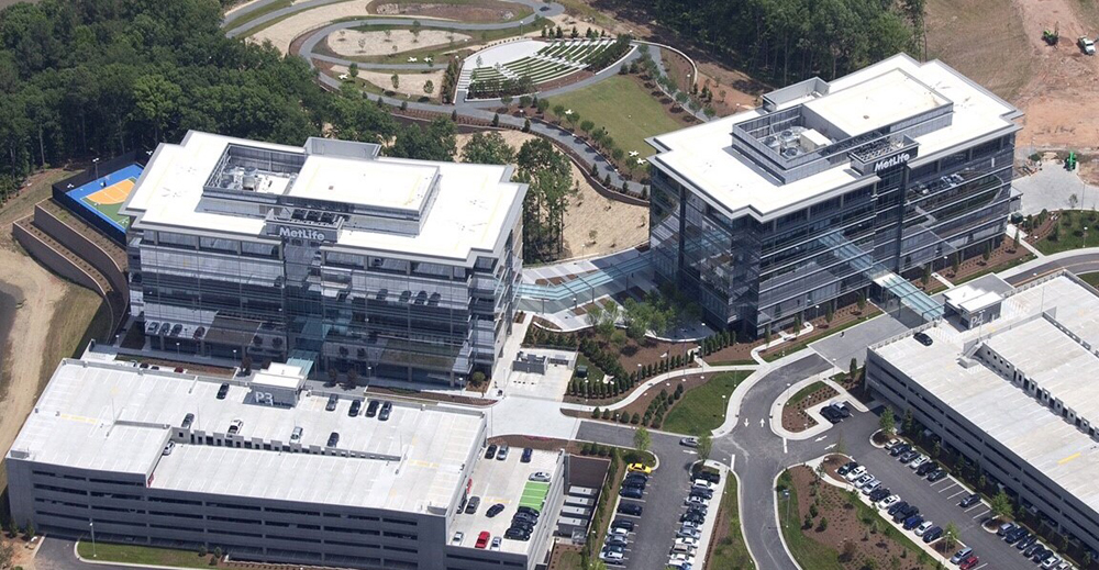 Metlife Cary Weston Lakefront Leed Project