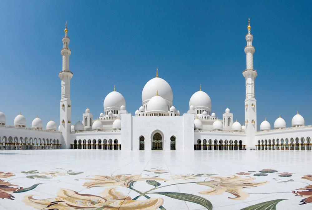 Grand Mosque - HVAC project